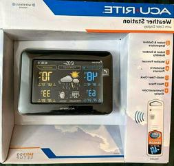AcuRite Color Display Weather Station With Wireless Outdoor