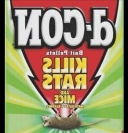 d-CON Mouse / Rat Bulk Pellets 200+ Grams Easy To Use Depend