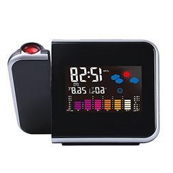 Loskii DC-003 Digital Wireless Hygrometer Therometer LED Pro