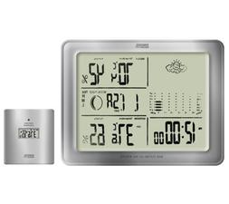 Deluxe Wireless Weather Forecaster