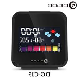 Digoo DG-C15 LCD Digital Mini Wireless Weather Station Therm