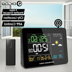 DIGOO DG-TH8788 Smart WIFI Weather Station Thermometer APP R