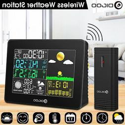 Digoo DGTH8868 Barometric Wireless Weather Station Outdoor S