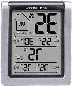 digital humidity and temperature monitor thermometer comfort
