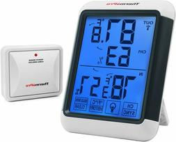 ThermoPro Digital Wireless Indoor Outdoor Hygrometer Thermom