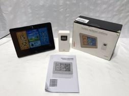 Digital LCD Weather Station Wireless FJ3373 Indoor Outdoor T