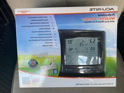 Digital Weather Station Wireless Outdoor Sensor Auto Dim Mea