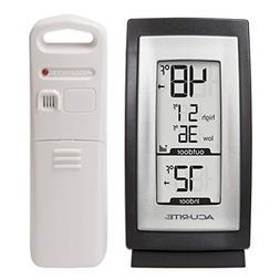 Digital Weather Thermometer Home Indoor Outdoor Wireless Wea