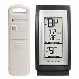 Digital Weather Thermometer Home Indoor Outdoor Wireless Sta