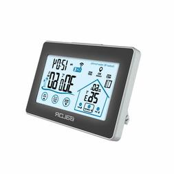 BALDR Digital Wireless Weather Station Touch Screen Forecast