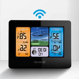 Digoo DG-EX001 WIFI APP Smart Weather Station Wireless Color
