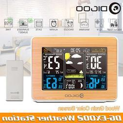 DIGOO DG-EX002 Color Indoor <font><b>Weather</b></font> <fon