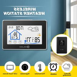 Digoo DG-TH8380 Touch <font><b>Weather</b></font> <font><b>S
