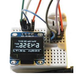 DIYmall Esp8266 Wemos Weather Station IoT Starter OLED Kit,