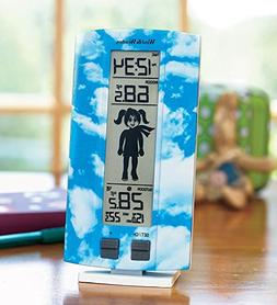 My First Weather Station with a Kid-Friendly Forecast Icon i