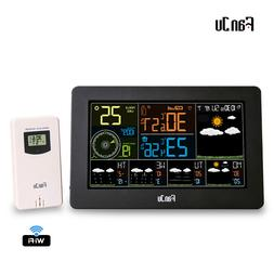 FanJu FJW4 <font><b>Wifi</b></font> <font><b>Weather</b></fo