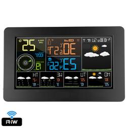 FanJu <font><b>wifi</b></font> Digital <font><b>Weather</b><