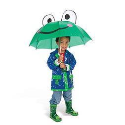 Frog Umbrella for Kids