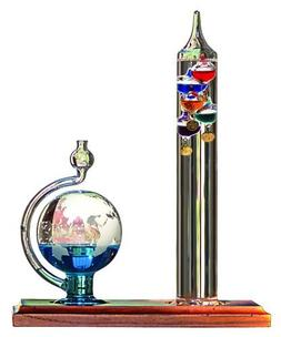 Galileo Thermometer Barometers For The Home Executive Law Of