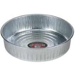 3 Gallon Galvanized Utility Pan