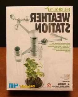 4M Green Science Weather Station and Earth Sciences Learning