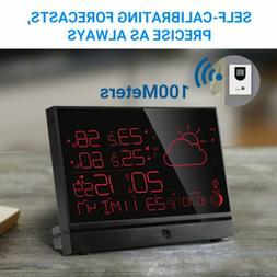 Home Digital Weather Station Temperature Humidity Weather Fo