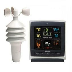 Home Wireless Weather Station Sensor Humidity Wind Temperatu