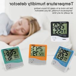HTC-1 <font><b>Indoor</b></font> LCD Electronic Digital Temp