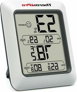 Hygrometers Digital Indoor Thermometer Room And Humidity Gau