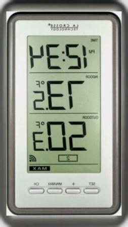 La Crosse Technology Indoor/Outdoor Temperature WS-9160U-IT