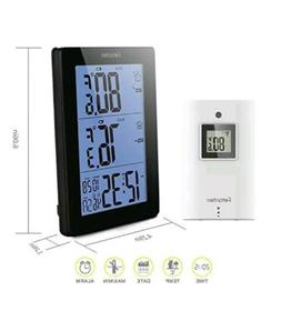Fetanten Indoor Outdoor Thermometer, Wireless Weather Statio