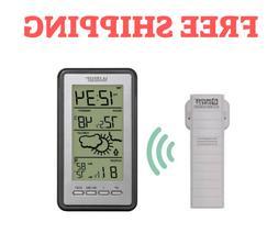 La Crosse Technology Indoor/Outdoor WS-9160U-IT Digital Ther