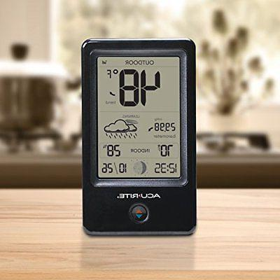 AcuRite 00508 Weather Station with Count Temperature/Humidity/Forecast TAXFREE