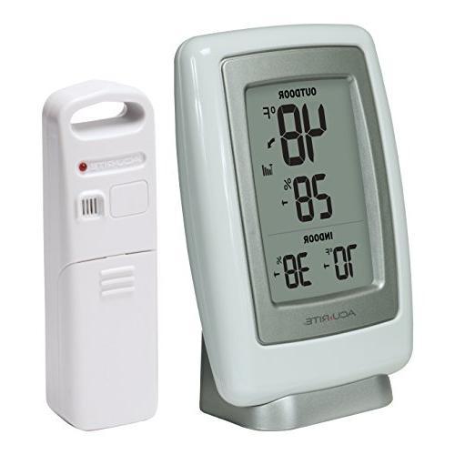 AcuRite Wireless Indoor/Outdoor Thermometer Sensor
