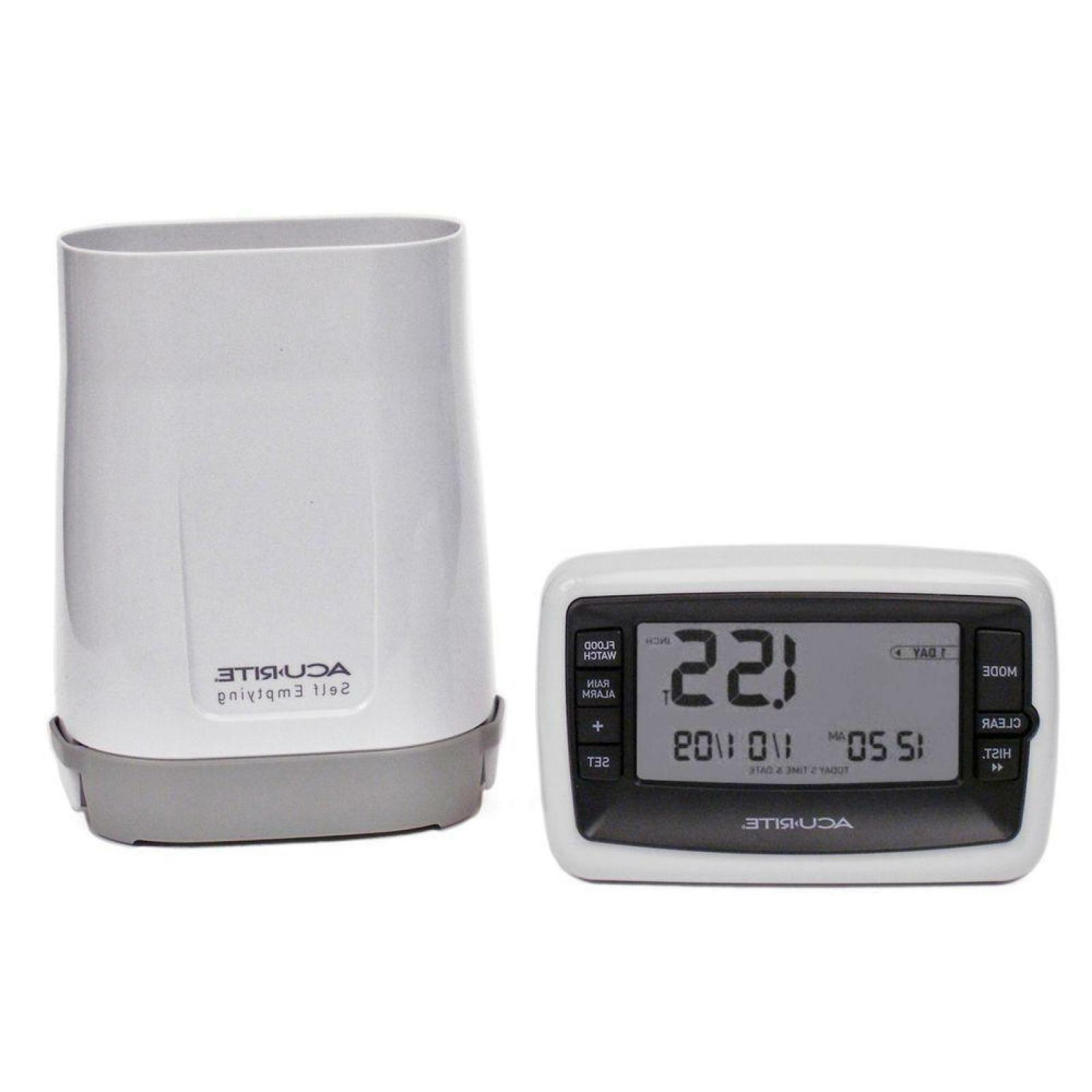 00899 deluxe wireless rain gauge