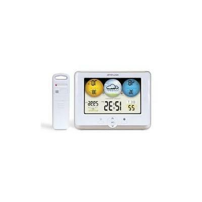 01123m weather station w color disply