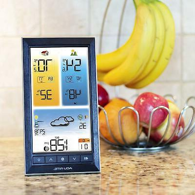 AcuRite 01201M Vertical Weather Station Color Display