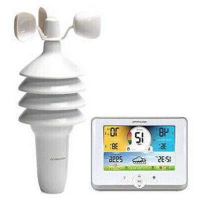 ACURITE 01530M Weather Station,3-In-1,Wi-Fi Connect