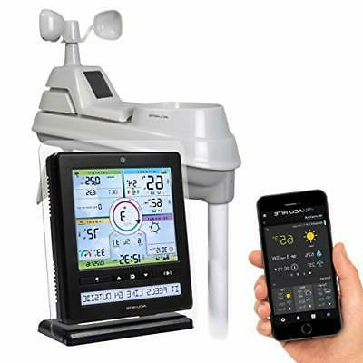 AcuRite 01536 Wireless Weather Station with PC Connect,