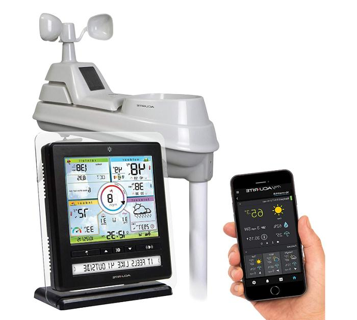 01536 wireless weather station with pc connect