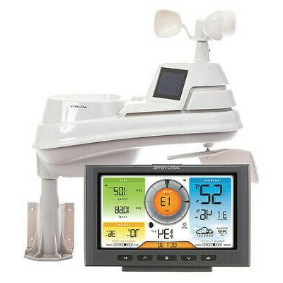 ACURITE 01540M Weather Station, 5-in-1 W/ Wi-Fi Connection t