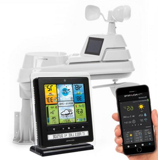 02064 5 in 1 weather sensor wireless