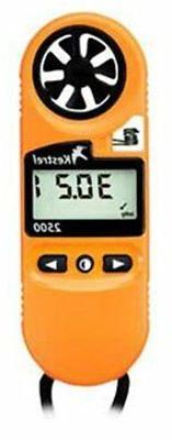 Kestrel 2500 Pocket Weather Meter / Digital Altimeter Thermo