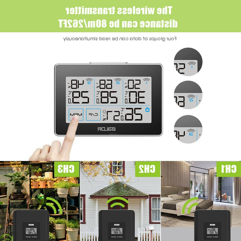 BALDR Digital Wireless Weather Temperature Meter