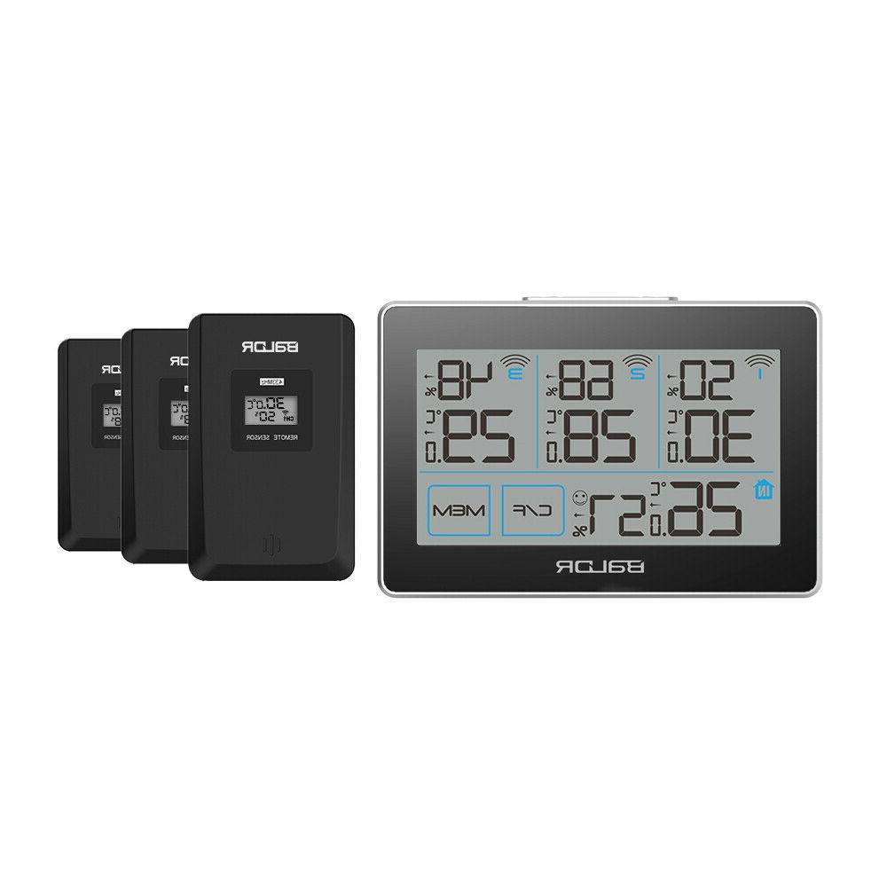 BALDR B0317 Station Thermometer w/