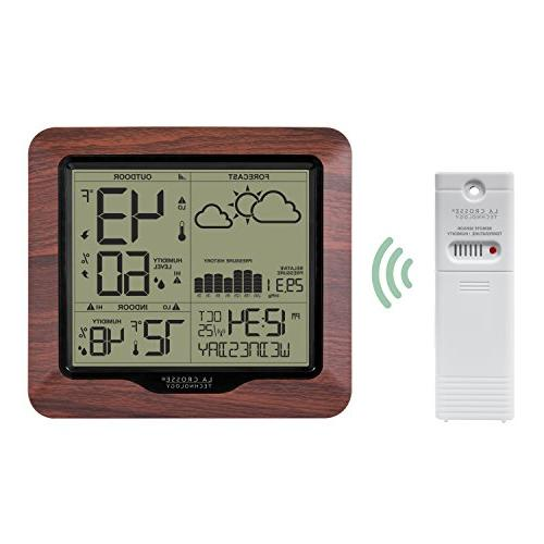 La Crosse Technology Backlight Forecast with