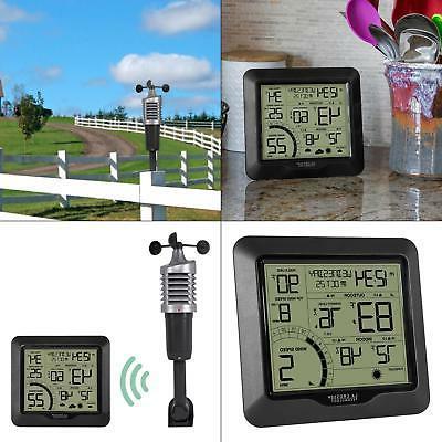 La Crosse 327-1417BW Wind Speed Station