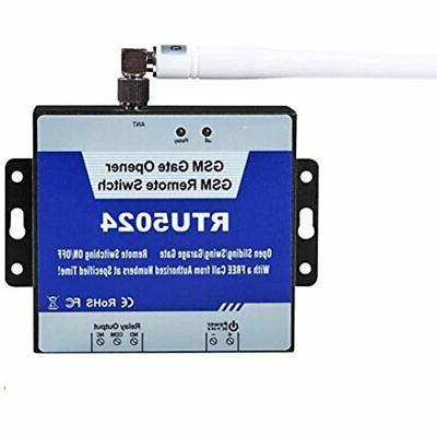3G Gate Access Switch Sliding RTU5024