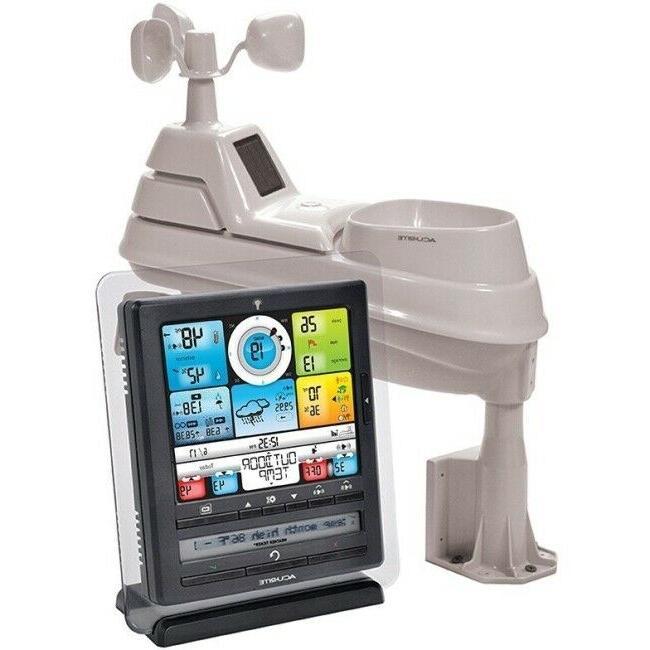5 Weather Station Wireless Sensor Humidity NEW