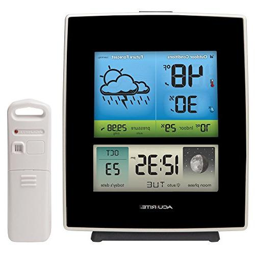 AcuRite 02030RM Weather Station with Forecast/Temperature/Hu